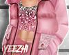 Y. Pink Coat
