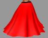 [BRI] Red Long Skirt