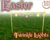 Twinkle Lights - Easter