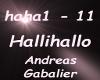 Gabalier HalliHallo