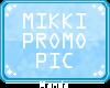 .M. Mikki Promo Pic