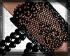 V| Lace cuffs