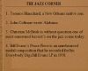 Museum Jazz Corner Card