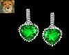 PdT EmeraldHeartEarrings