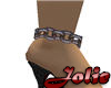 JF Chain Link Anklet R