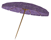PurplePaisley-B Umbrella