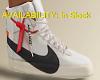 Off-White Nike Blazer
