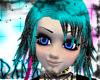 Blue sparkle Yuna