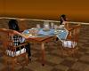 Anns bl Dining set