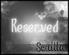 |S| Reserved Sign