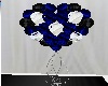 ~CZ~ Heart Balloons