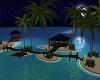 Romantic Evening Island