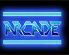 80s Arcade Sign