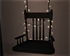 Chair Swing Black