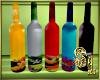 *Lot de 5 bouteilles