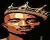 King cutout