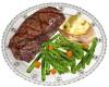 Steak / Potato