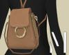 Camel Designer Backpack