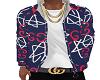 Gucci Blue Star Jacket