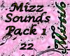 Mizz - Sounds Pack1