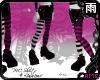 PVC Shorts w/ Leggings 5