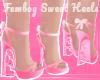 Femboy Sissy Sweet Heels