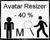 Avatar Resizer -40% M