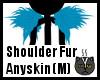 Anyskin Shoulder Fur (M)