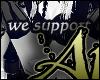 Ange Support Sticker