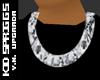 *D-Cut Necklace*