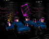 CD Neon Music Couch Set