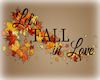 [Luv] Fall Wall Quote