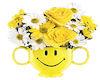 (AJ) Smiley Bouquet
