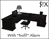 IMVU Desk W/Alarm
