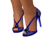 china blue heel