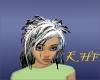 Black Female Toxic Hair