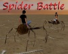 Spider Battle