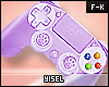 Y. Gamer Girl Joystick