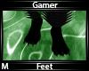 Gamer Feet M