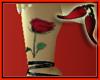 Rose tattoo X