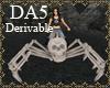 (A) Cave Bone Spider