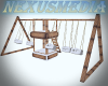 Animated Toddler Swing