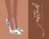 A I Full bloom heels