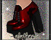 clothes - red platforms