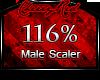 [💋] Scaler 116%