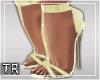 [T] Sparkle Lemon Heels