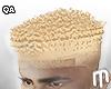 Curly Box Fade - Blonde