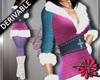 !Drv_H16 ALine Fur+Pants