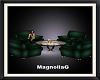 ~MG~WinterGreen Chairs