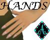 {Ama elegant lady hands